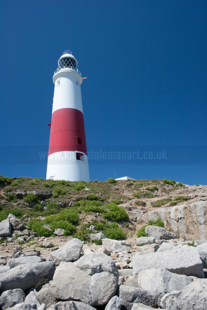 Picture of Portland Bill Lighthouse