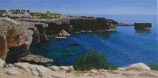 Small preview of SOLD - Morning sun at Portland Bill
